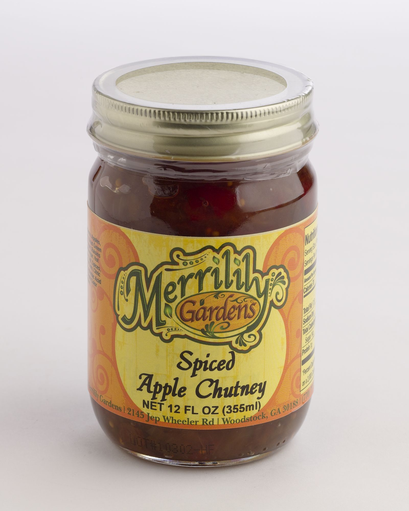"Be the first to review ""Spiced Apple Chutney"" Cancel reply"