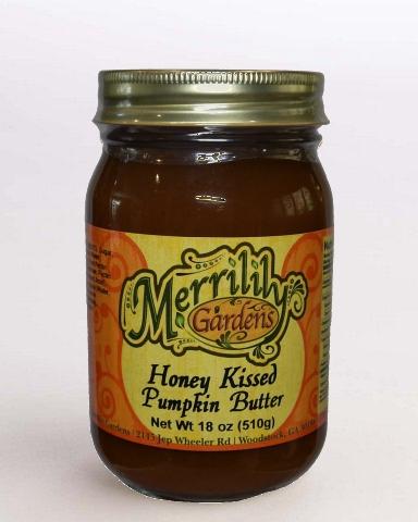 Honey Kissed Pumpkin Butter