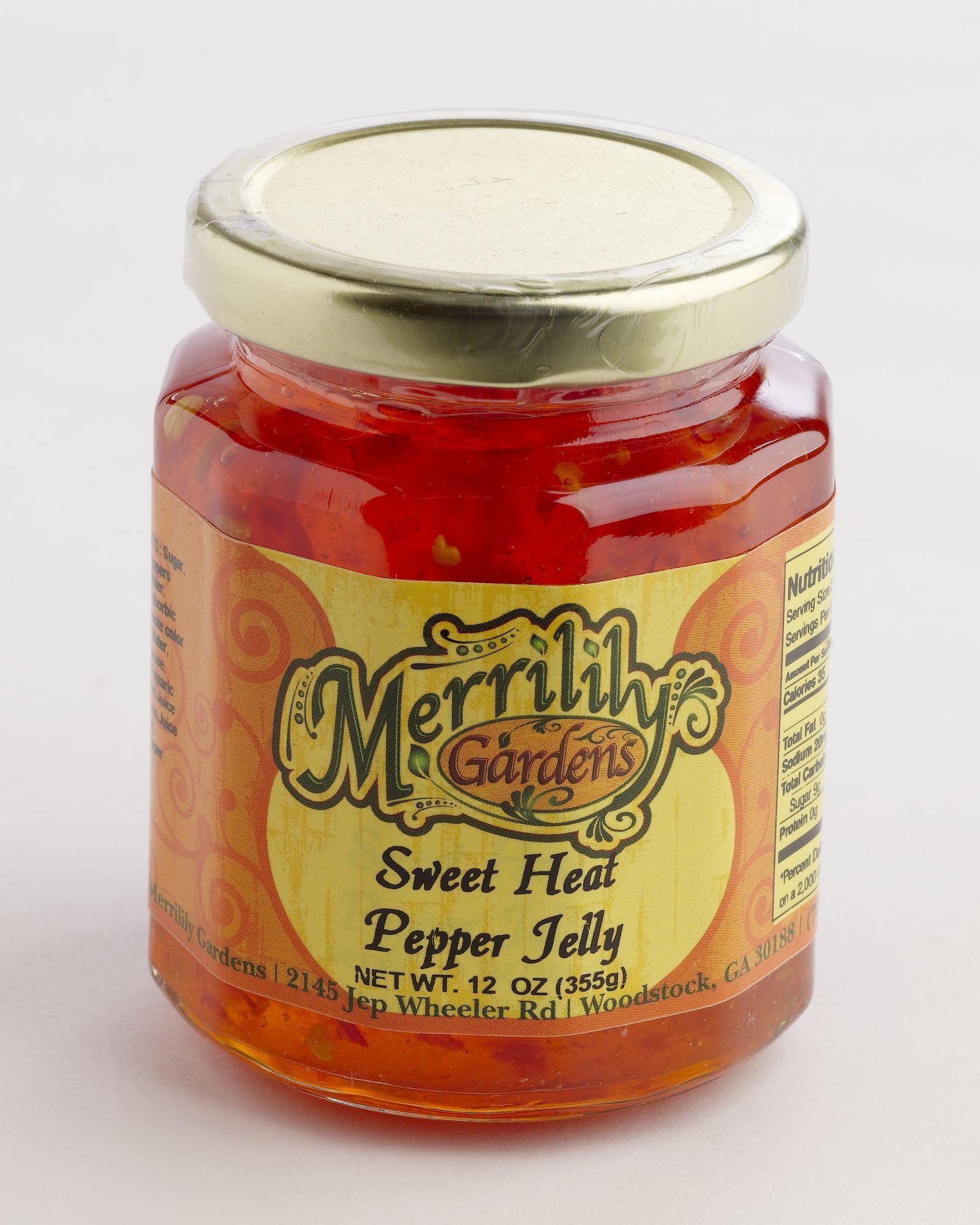 Sweet Heat Pepper Jelly