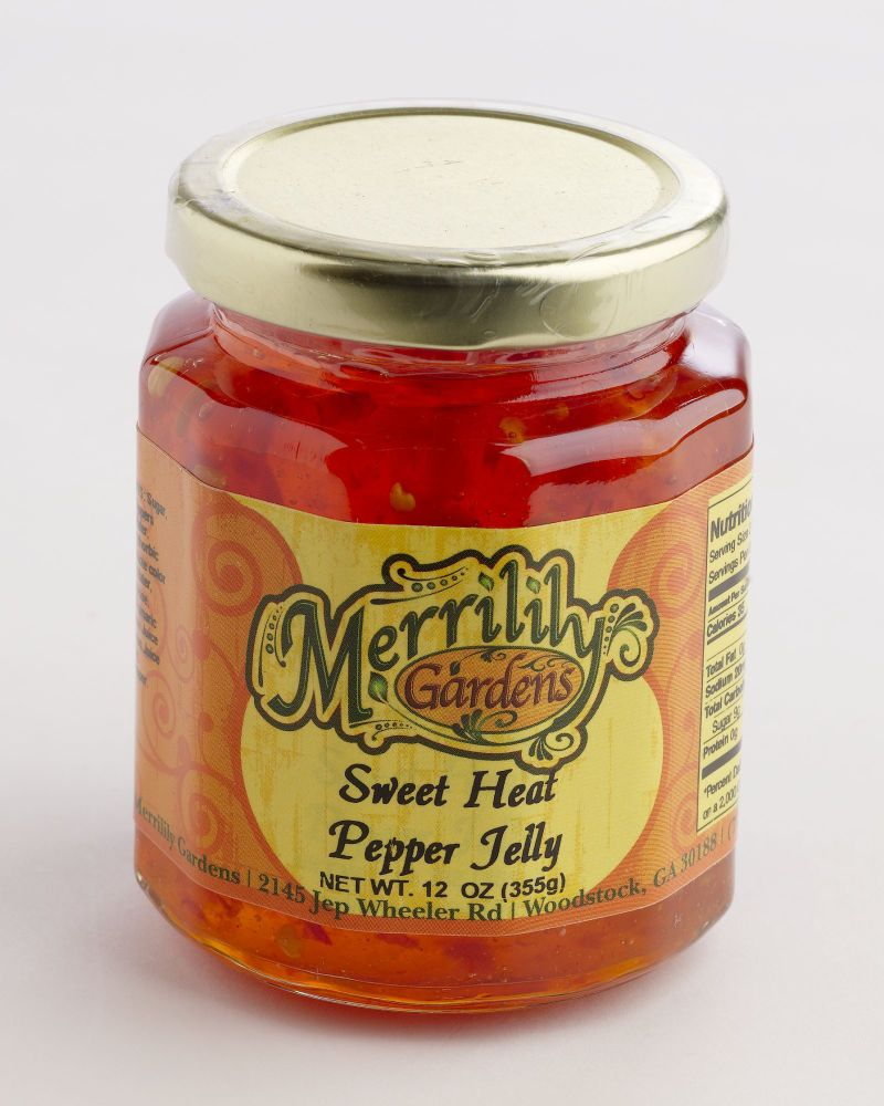 Sweet Heat Pepper Jelly