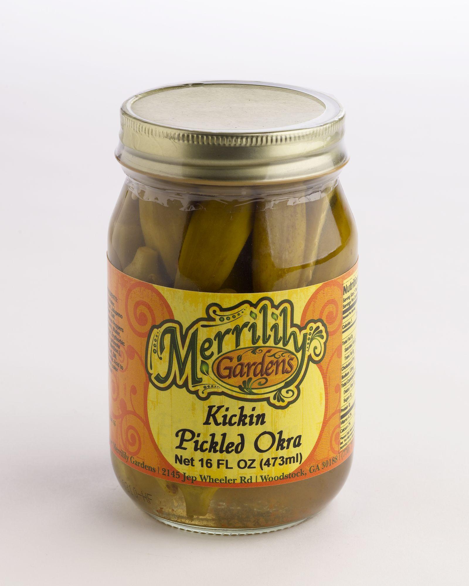 kickin pickled okra $ 7 50 add to cart category okra