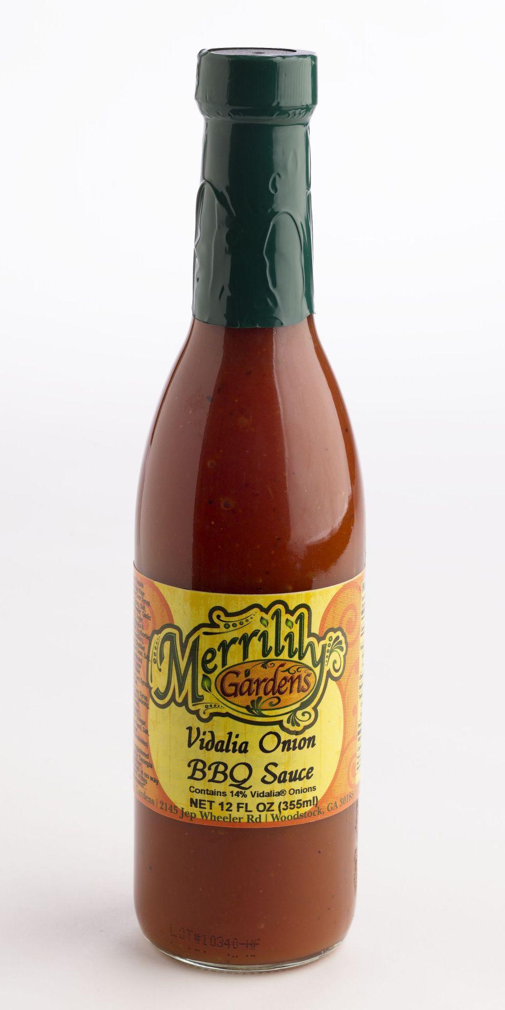 Vidalia Onion BBQ Sauce