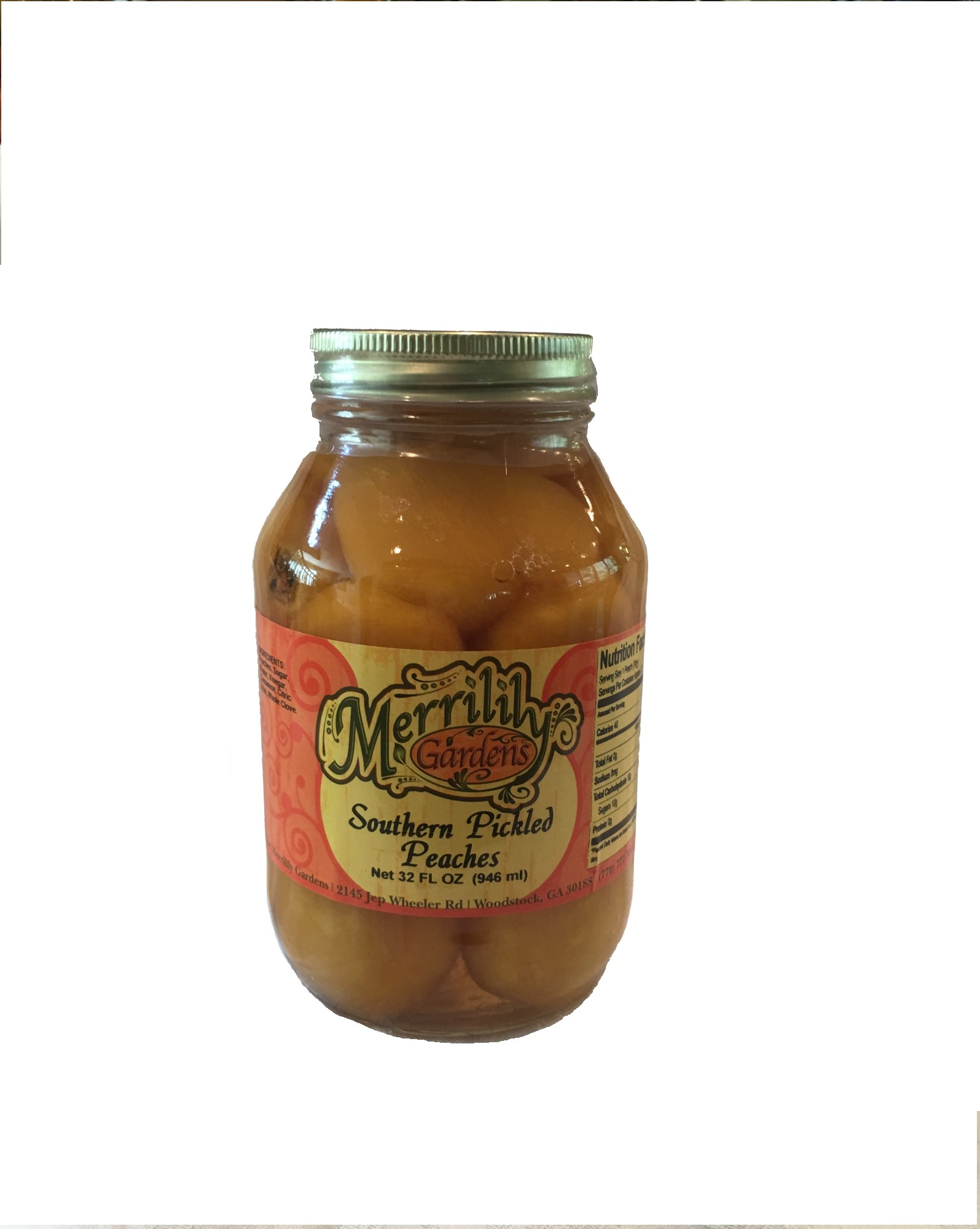 Southern-Pickled-Peaches